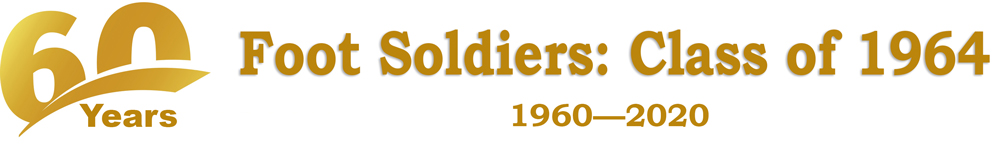 Foot Soldiers: Class of 1964 | Produced, directed & written by Alvelyn Sanders | Dr. Georgianne Thomas- Creator & Executive Producer